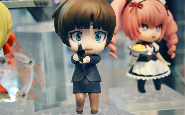 """Khi được hỏi, """"Điều gì khiến người ta tìm mua figure?"""" Kudama trả lời như  sau:""""Tôi tin rằng người ta mua figure là vì họ muốn có một thứ gì đó liên  ..."""