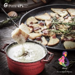 Cheese Fondue Set For Our Beloved Women