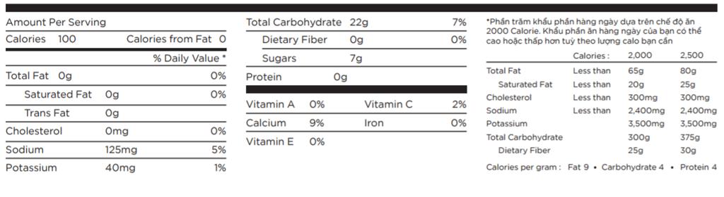 Energy Gels - Salted Caramel