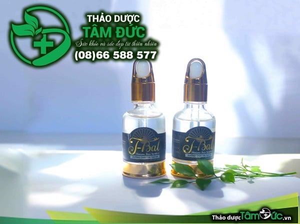 serum tái tạo da t-bal