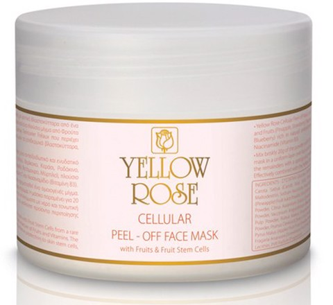 Cellular Peel Off Face Mask của Yellow Rose