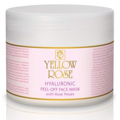 Hyaluronic Peel Off Face Mask của Yellow Rose