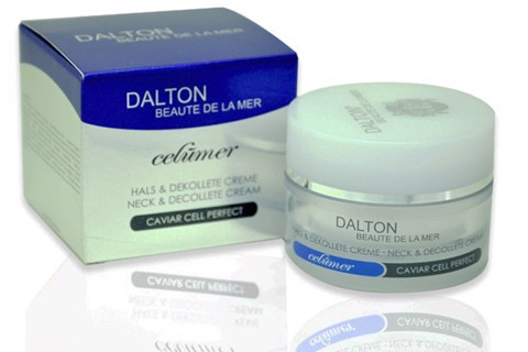 Caviar Celumer Neck & Decollete Cream của Dalton