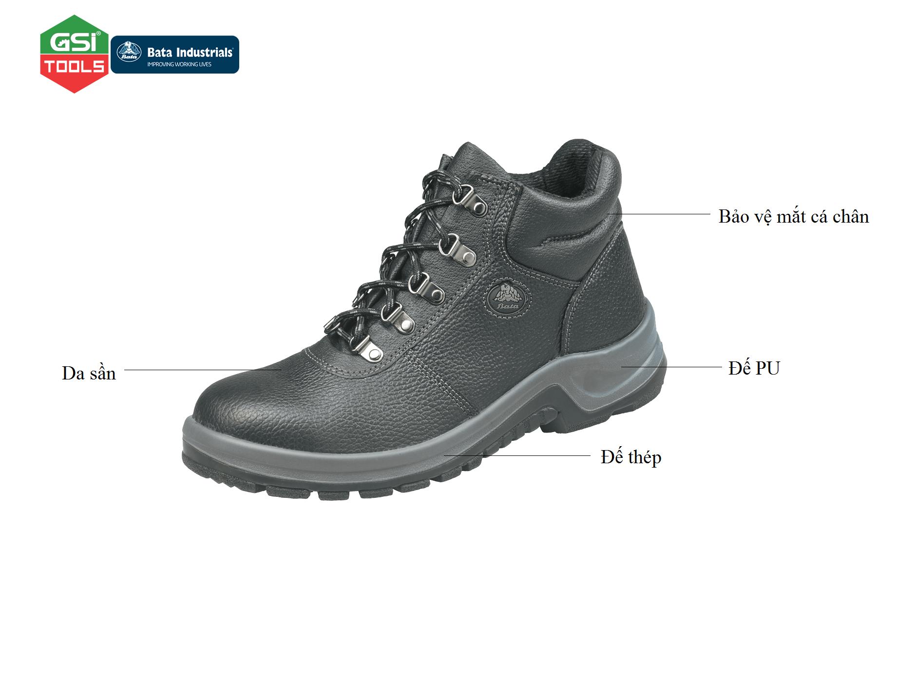 Giày BATA Barbados - thiết kế ấn đi cùng công nghệ