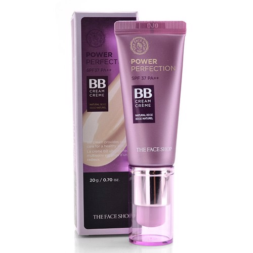 Kem nền BB Cream The Face Shop