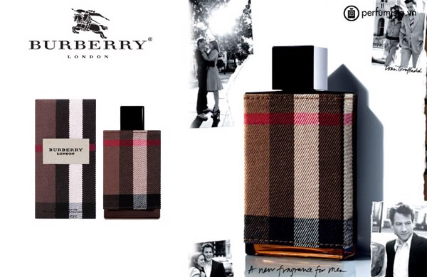 Nước hoa nam burberry london 100ml