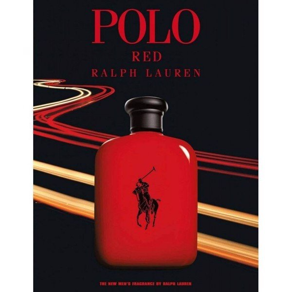Nước hoa nam polo red 125ml