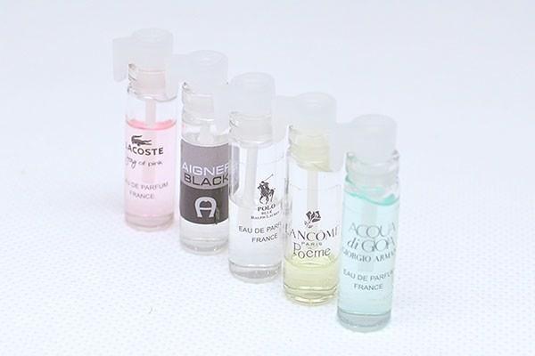 Set 20 chai mẫu thử nước hoa chính hãng