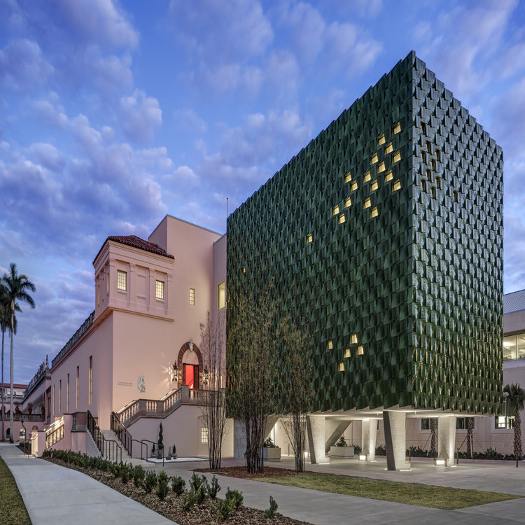 The Center for Asian Art at the Ringling Museum of Art / Machado Silvetti