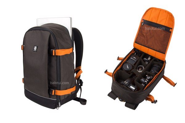 Balo máy ảnh SLR 15.6 inch full photo backpack