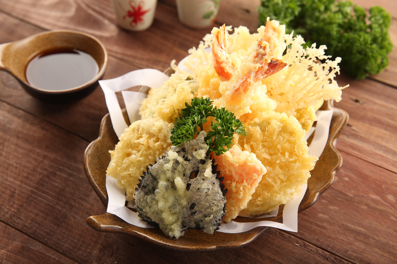 tu lam tempura tom nhat ban ngon la