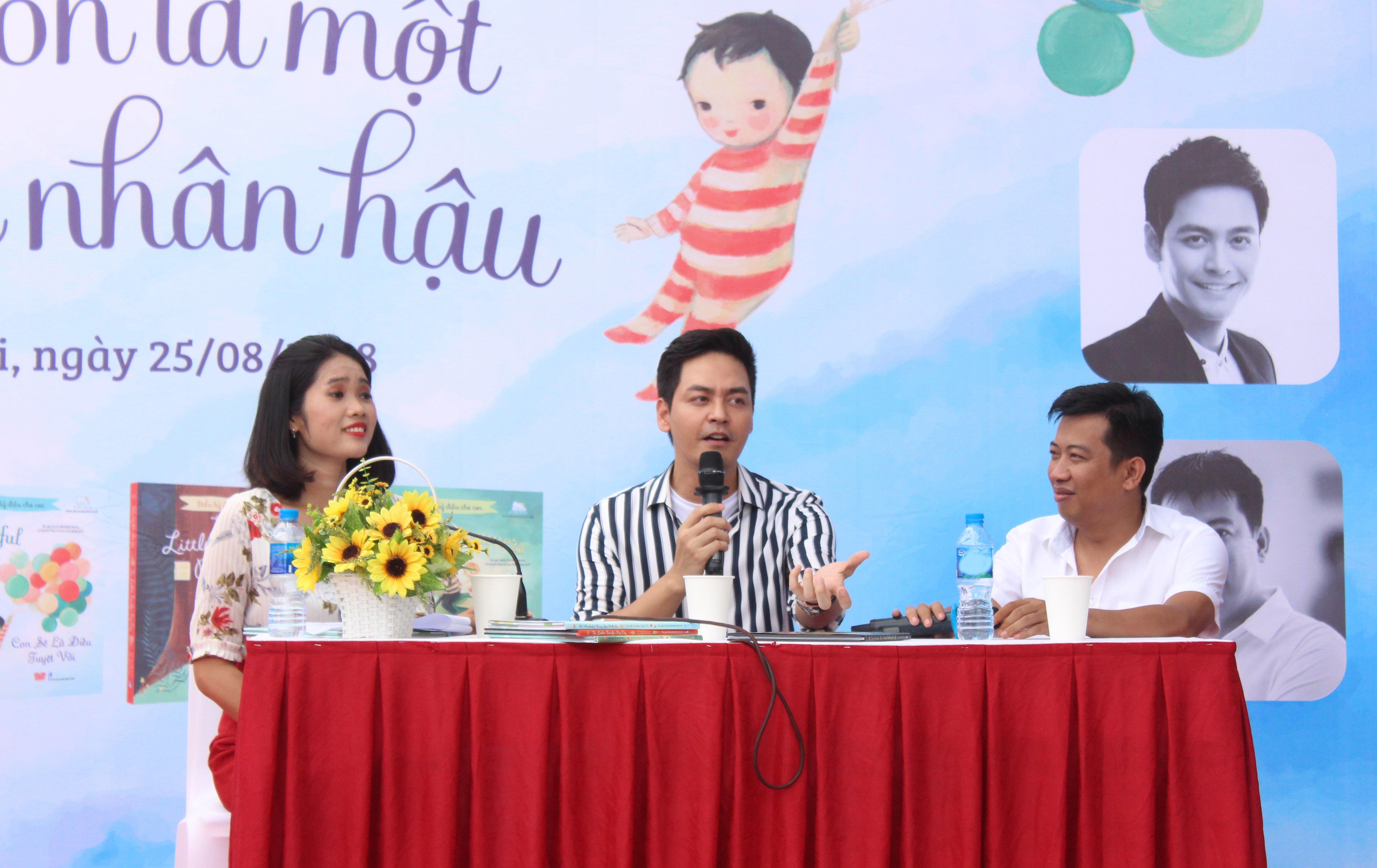 """MC Phan Anh: """"Sự nhân hậu giống như những hạt mầm luôn tồn tại trong mỗi chúng ta"""""""