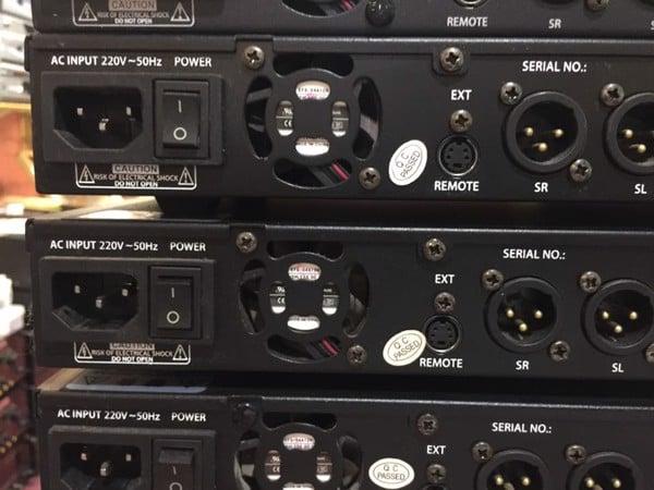 Tổng Vang*Maingo 12DSP*JBL-KX1000*BF K-306D+*K-306D+ PRO*Smake K6 Pro - 34