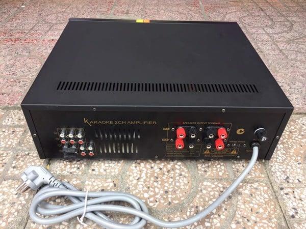 Topic Ampli Jarguar PA-506N * BMB DA-2500MK * Boston PA-1100 * PA-1400 - 21