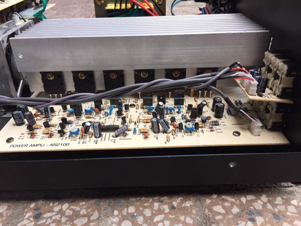 Topic Ampli Jarguar PA-506N * BMB DA-2500MK * Boston PA-1100 * PA-1400 - 25