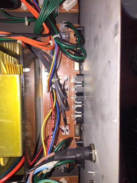 Topic Ampli Jarguar PA-506N * BMB DA-2500MK * Boston PA-1100 * PA-1400 - 6