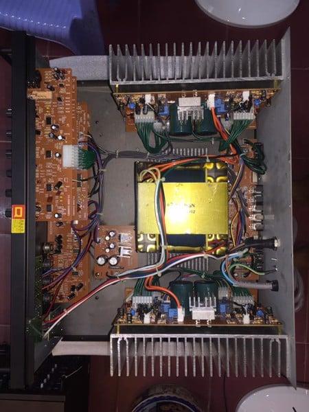 Topic Ampli Jarguar PA-506N * BMB DA-2500MK * Boston PA-1100 * PA-1400 - 3