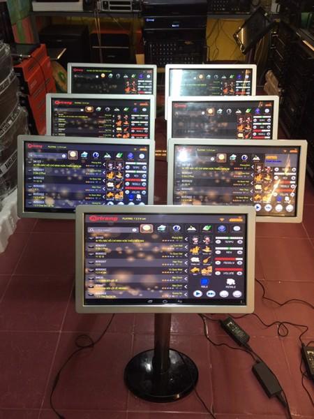Màn hình chọn bài hát Arirang AR-36WTS Plus(19 in Gold) & WTS-22 (22in - 2