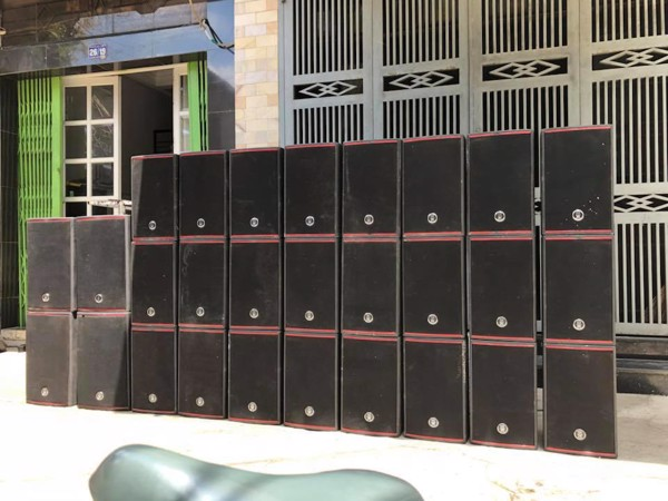 Top Loa Full Bãi Deneb DP-B10 , B12 - AudioCenter PF12 - 1