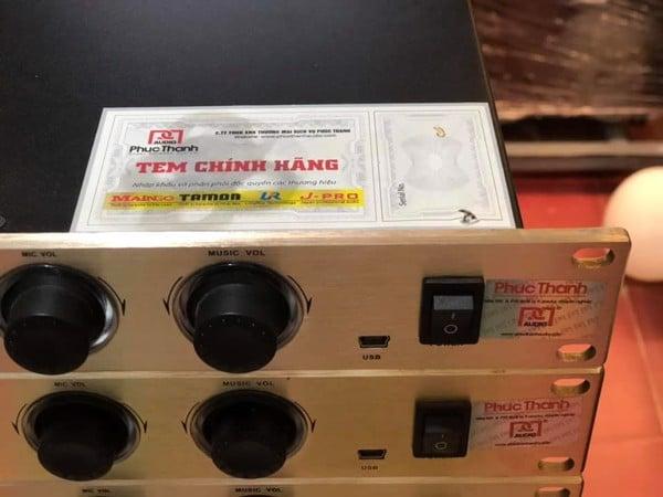 Tổng Vang*Maingo 12DSP*JBL-KX1000*BF K-306D+*K-306D+ PRO*Smake K6 Pro - 5