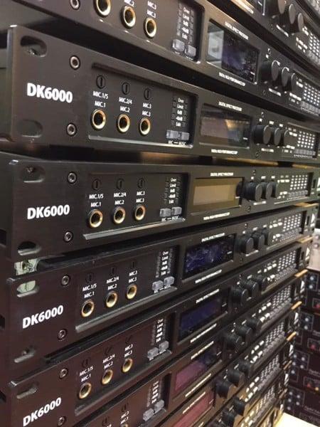 Tổng Vang*Maingo 12DSP*JBL-KX1000*BF K-306D+*K-306D+ PRO*Smake K6 Pro - 31
