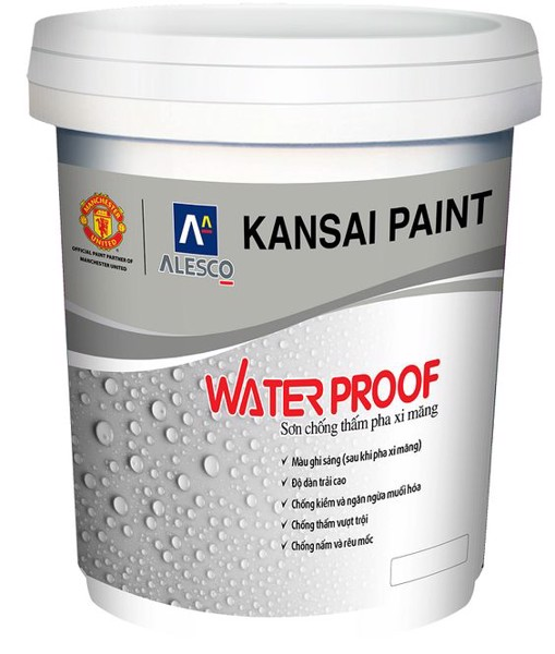 sơn epoxy kansai water proof
