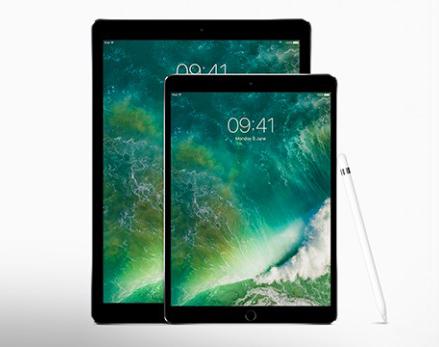 Ra mắt iPad Pro 10.5 inch, viền mỏng hơn, thêm dung lượng 512GB và giá từ 649 USD