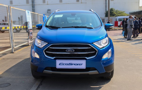 Ford Ecosport FordTX
