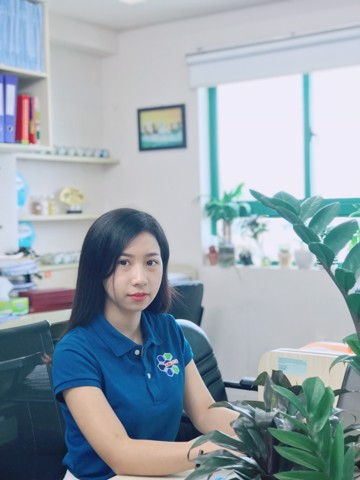 Kim Cương – Pharmaceuticals Team Leader.