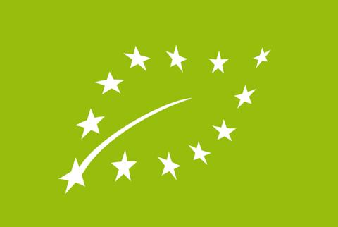 EU ORGANIC BIO LOGO Chứng nhận thực phẩm hữu cơ của Liên Minh Châu Âu EU