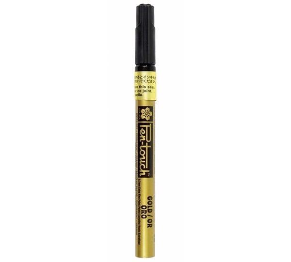 Bút lông sơn Sakura 41101 - Ngòi 0.7mm (Màu đồng)
