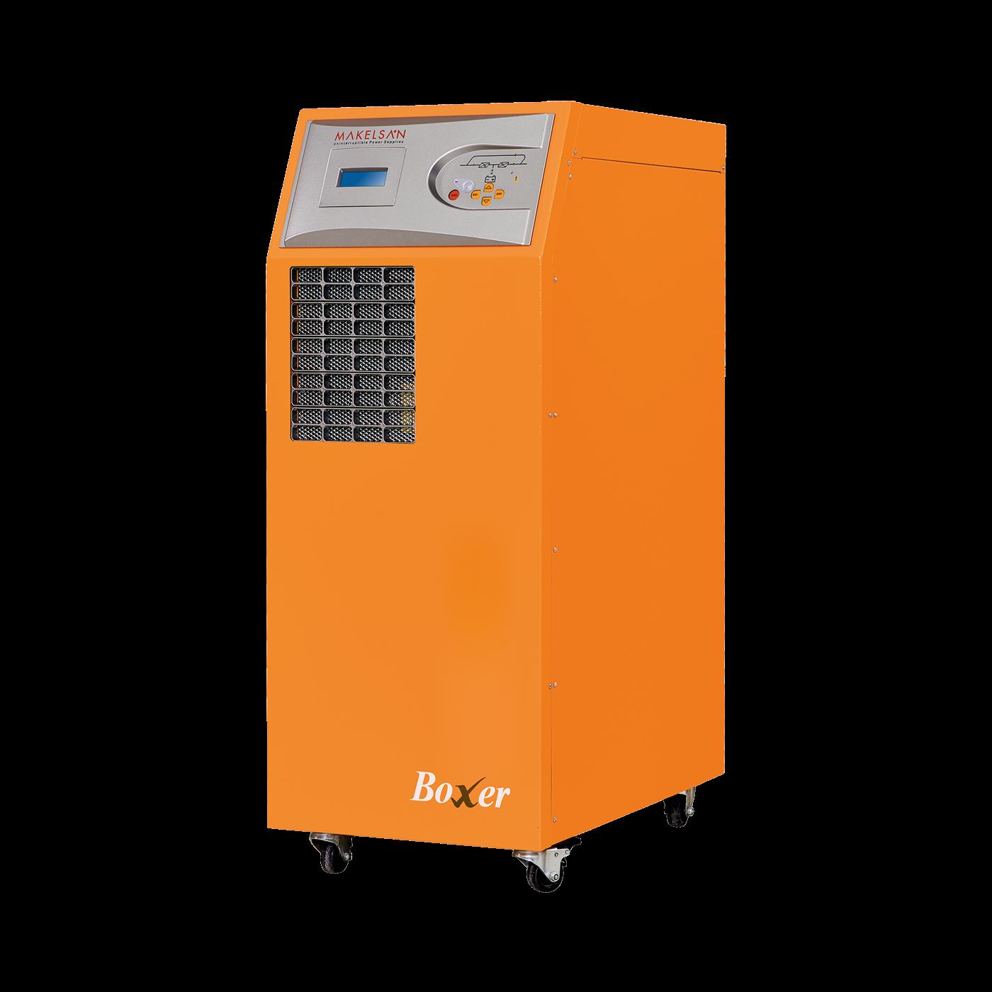 Bộ lưu điện Makelsan Boxer 20KVA (3 phase/ 3 phase)