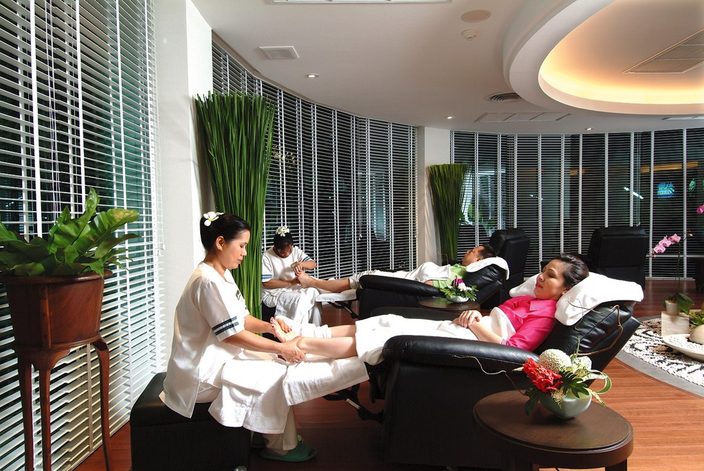 let relax spa