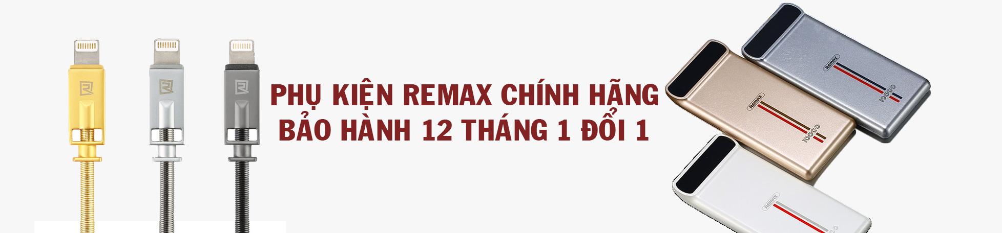 Phụ Kiện Remax
