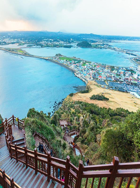 Đảo Jeju - Viên ngọc quý của xứ sở Kim Chi