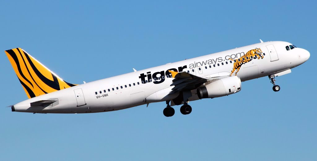 Tiger Airways - Singapore