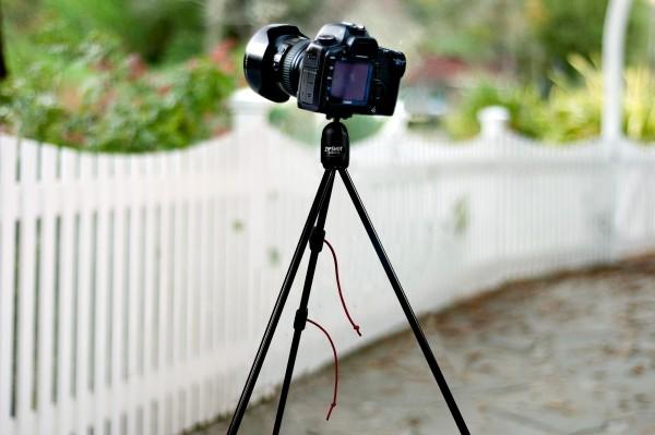 Làm sao để sử dụng chân máy ảnh hiệu quả nhất ?