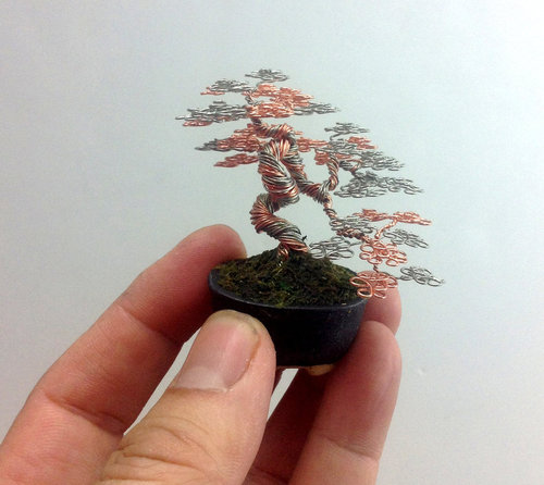 Bật mí cách làm cây mô hình cực đơn giản