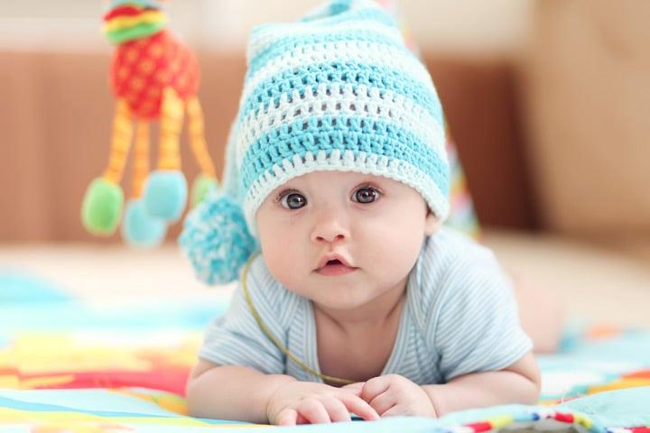 Trẻ Sơ Sinh Có Làn Da Khô Phải Làm Sao?