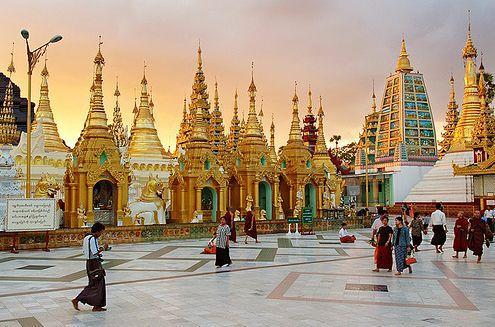 Công dân mang hộ chiếu phổ thông Việt Nam sẽ được miễn thị thực nhập cảnh Myanmar từ ngày 2610.