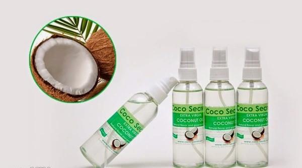 Dầu dừa Coco Secret 100ml được thiết kế nhỏ gọn tiện lợi