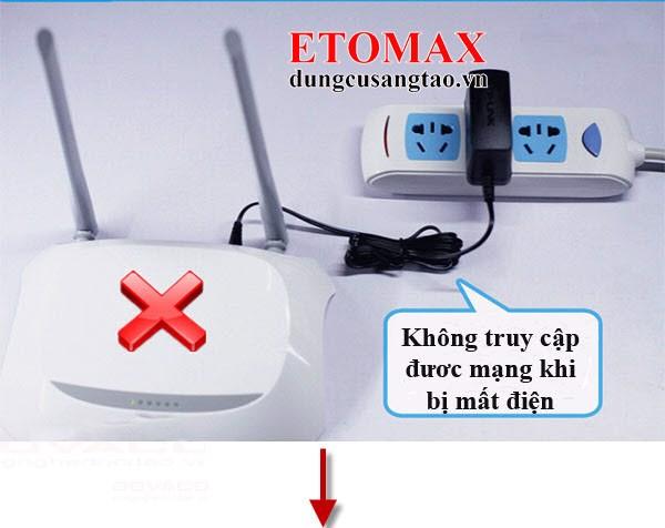 Router Ups 12v