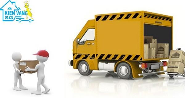 Tại sao nên sử dụng dịch vụ xe tải chở hàng của Kiến vàng Sài Gòn?