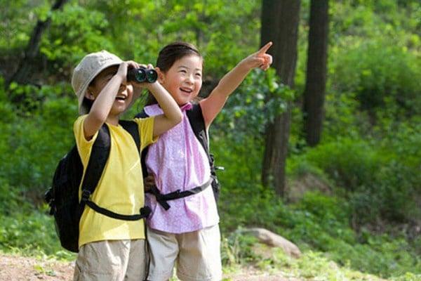 8 kỹ năng sinh tồn bố mẹ Việt thường quên dạy con
