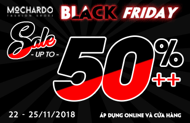 BLACK FRIDAY- SALE KHỦNG 50% ++