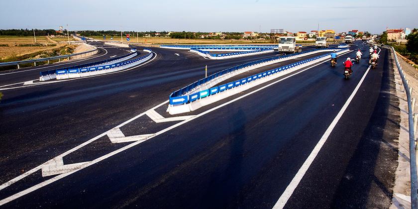 Quảng Bình có thêm đường tránh lũ quốc lộ 1 dài hơn 30 km