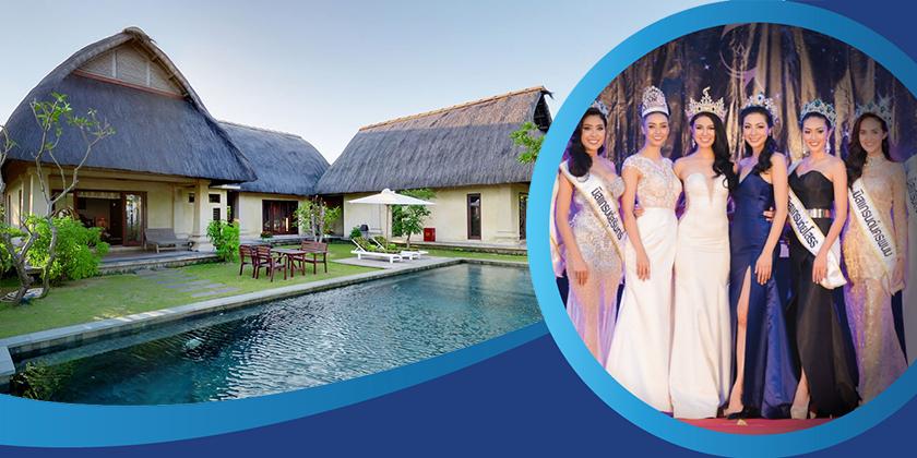Sun Spa Resort & Spa đón chào thí sinh Miss Grand International 2017
