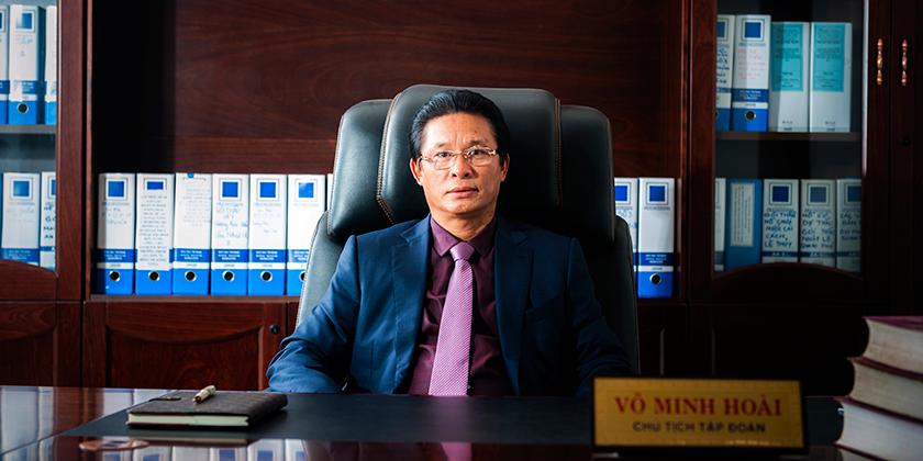 Doanh nhân Võ Minh Hoài: Người biến cát thành... vàng