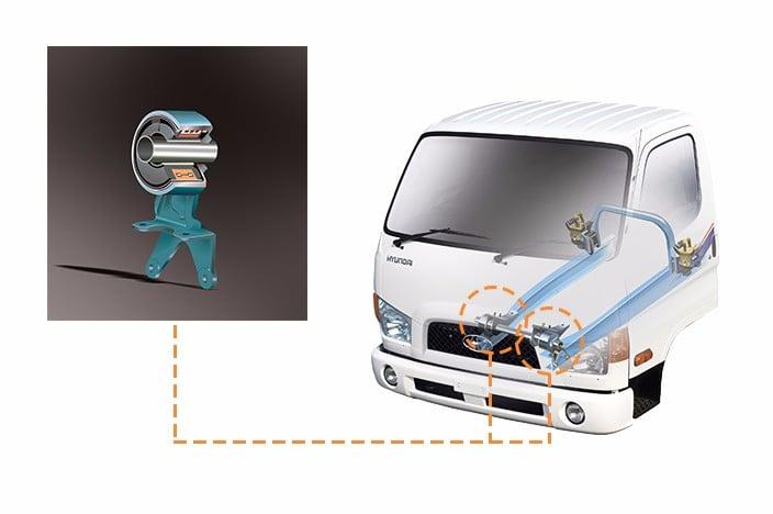 xe ben Hyundai 6 tấn HD99 D60
