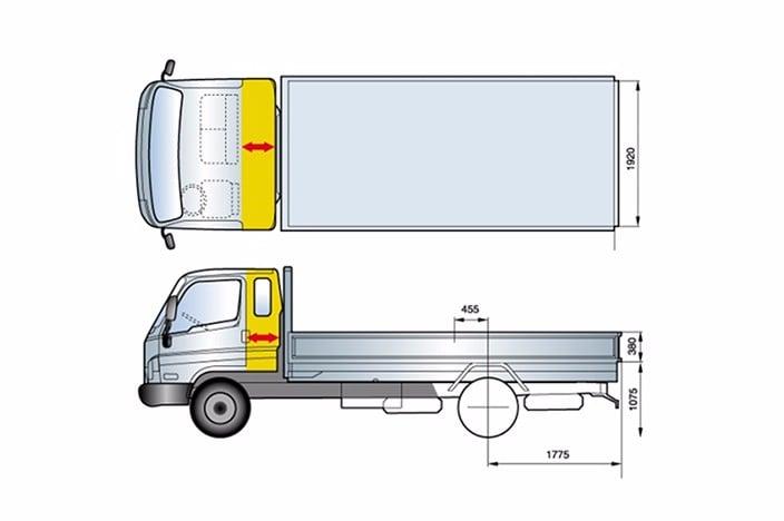 xe tải hyundai hd65 2 tấn
